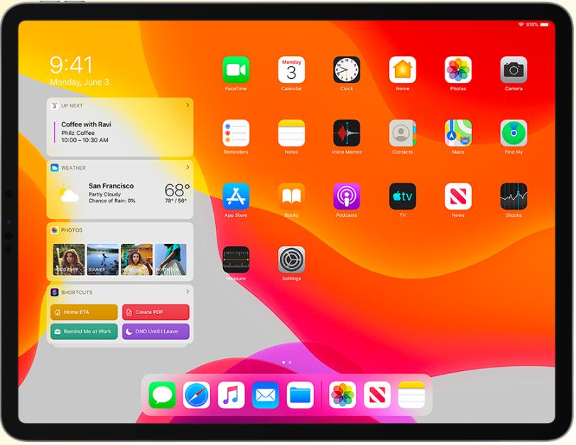 Alles over iPadOS