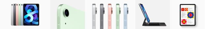 iPad Air 4 eigenschappen